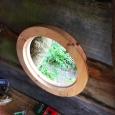 Round hobbit window