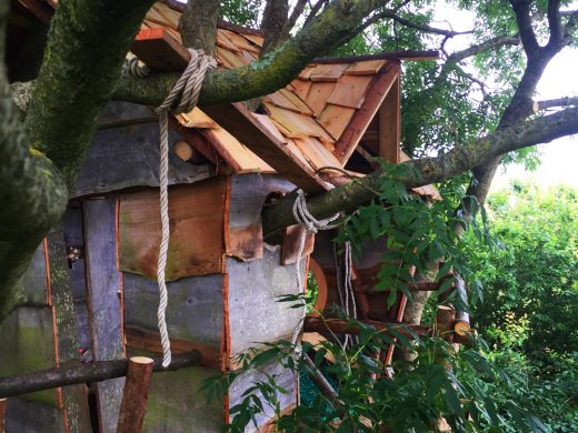 Magical Fairytale Tree House in Brighton